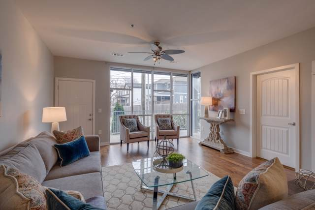 1118 Litton Ave #101, Nashville, TN 37216 (MLS #RTC2119418) :: HALO Realty
