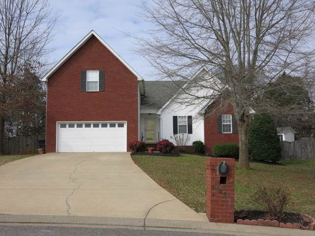 3458 Westbrook Dr, Murfreesboro, TN 37130 (MLS #RTC2119423) :: Village Real Estate