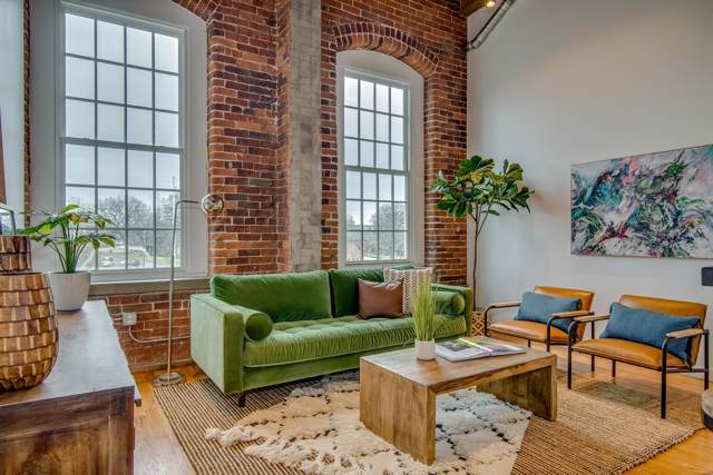 1350 Rosa L Parks Blvd #414, Nashville, TN 37208 (MLS #RTC2119514) :: Maples Realty and Auction Co.