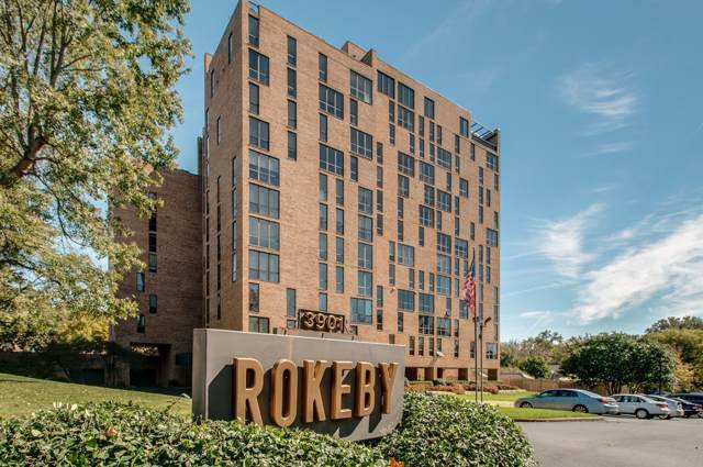 3901 West End Ave #305 #305, Nashville, TN 37205 (MLS #RTC2119601) :: John Jones Real Estate LLC