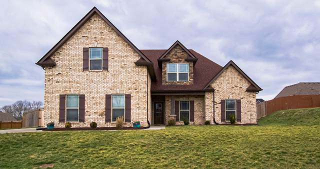 1145 Spring Creek Dr, Murfreesboro, TN 37129 (MLS #RTC2119629) :: REMAX Elite