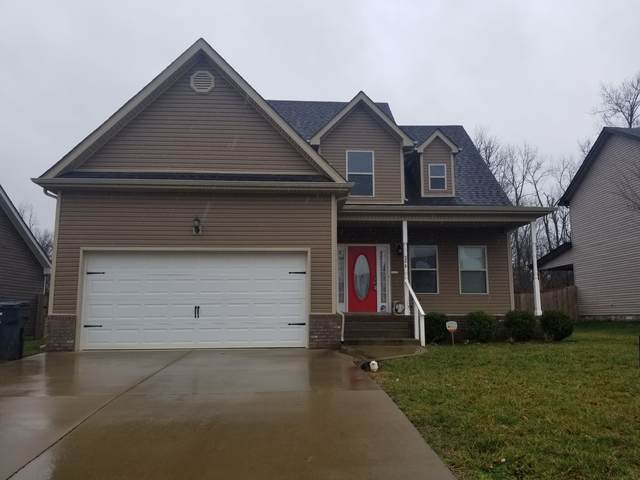 245 Azalea Dr, Oak Grove, KY 42262 (MLS #RTC2119676) :: The Group Campbell powered by Five Doors Network