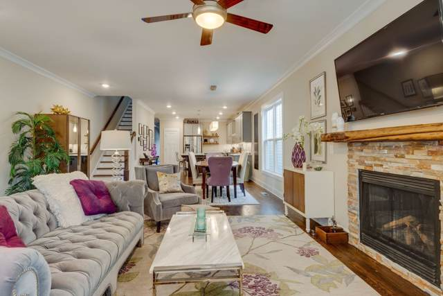 2204B 11th Ave S, Nashville, TN 37204 (MLS #RTC2119874) :: RE/MAX Homes And Estates