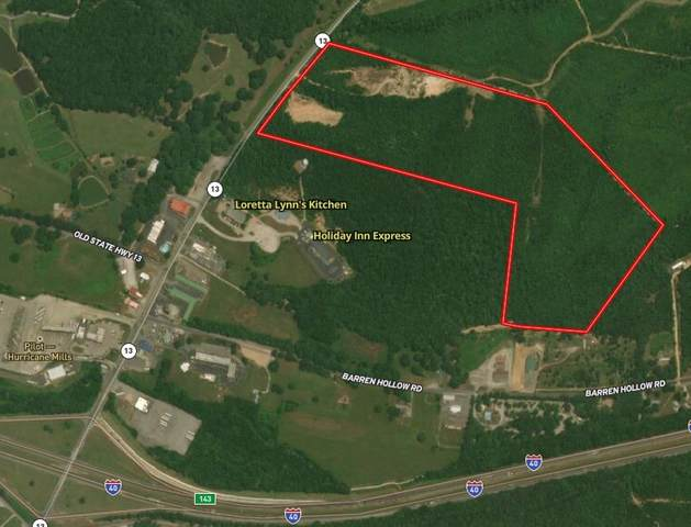 0 Highway 13 S, Hurricane Mills, TN 37078 (MLS #RTC2119947) :: RE/MAX Homes And Estates