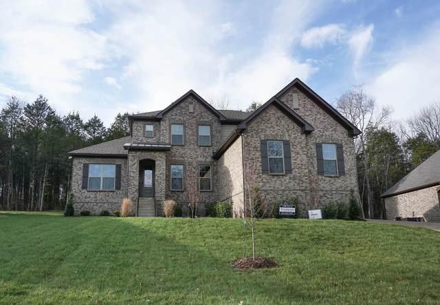 121 Watermill Lane Lot 119, Lebanon, TN 37087 (MLS #RTC2120101) :: Nashville on the Move