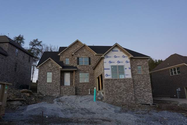 233 Crooked Creek Ln Lot 403, Hendersonville, TN 37075 (MLS #RTC2120107) :: Five Doors Network