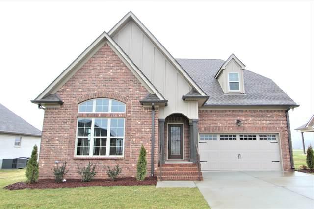 805 Ella Lane #39, Clarksville, TN 37043 (MLS #RTC2120140) :: John Jones Real Estate LLC