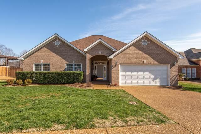 222 Bancroft Cove, Franklin, TN 37064 (MLS #RTC2120155) :: DeSelms Real Estate