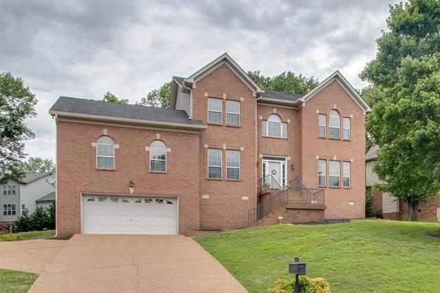 424 Chickasaw Trl, Goodlettsville, TN 37072 (MLS #RTC2120176) :: Village Real Estate