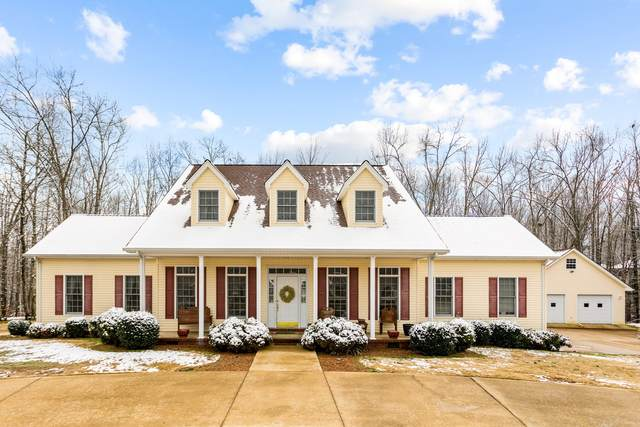 1018 Gilmer Dr, Centerville, TN 37033 (MLS #RTC2120189) :: Village Real Estate
