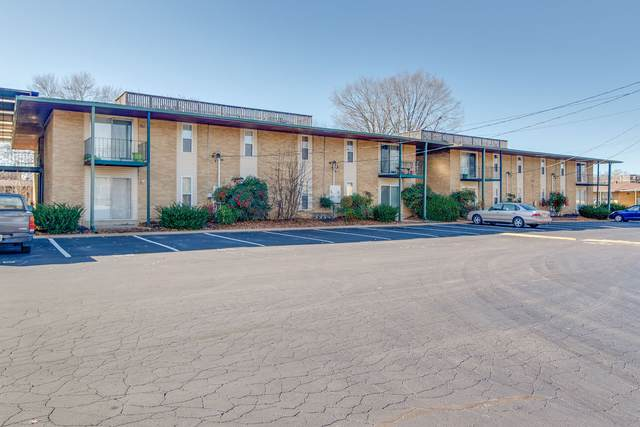 555 N Dupont Ave C58, Madison, TN 37115 (MLS #RTC2120293) :: FYKES Realty Group