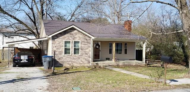 614 Polk St, Manchester, TN 37355 (MLS #RTC2120301) :: Village Real Estate