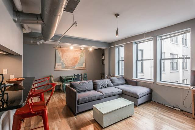 700 Church St #808, Nashville, TN 37203 (MLS #RTC2120373) :: Armstrong Real Estate
