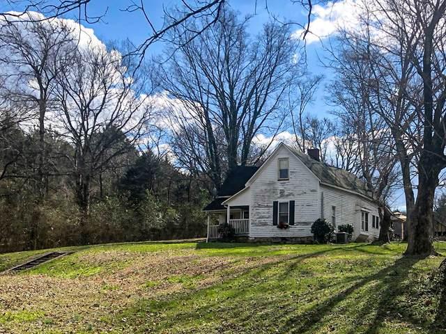 140 Hughey Rd, Fayetteville, TN 37334 (MLS #RTC2120520) :: Village Real Estate
