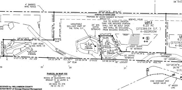 6008 Costello Farm Ln (2), Thompsons Station, TN 37179 (MLS #RTC2120617) :: REMAX Elite