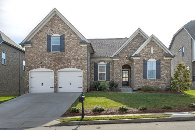 2805 Chatham Place Ct, Thompsons Station, TN 37179 (MLS #RTC2120636) :: Cory Real Estate Services