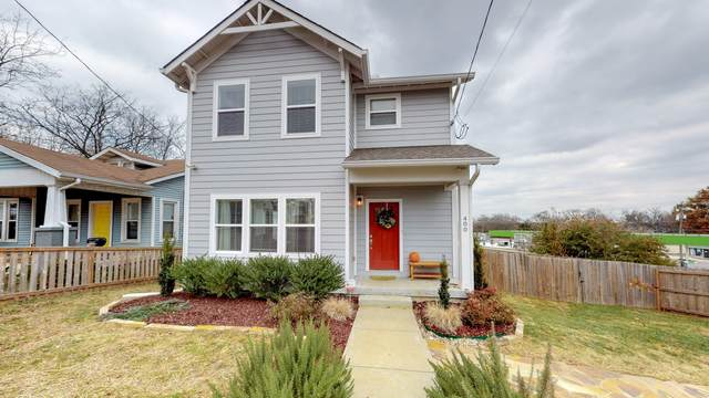 400 Mciver St, Nashville, TN 37211 (MLS #RTC2120670) :: Village Real Estate