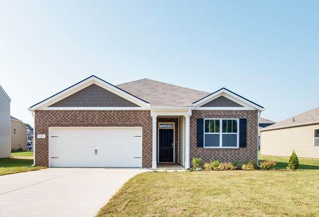 307 Redhead Lane Lot #153, Lebanon, TN 37090 (MLS #RTC2120793) :: CityLiving Group