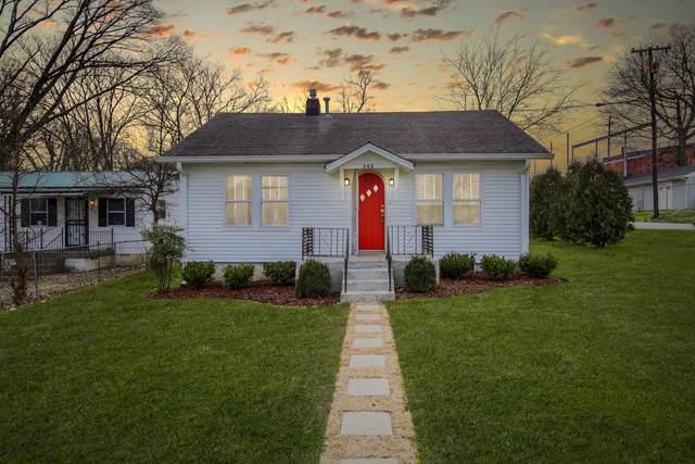 343 Valeria St, Nashville, TN 37210 (MLS #RTC2120858) :: Team George Weeks Real Estate