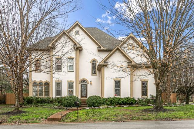 390 Glendower Pl, Franklin, TN 37064 (MLS #RTC2121004) :: Armstrong Real Estate