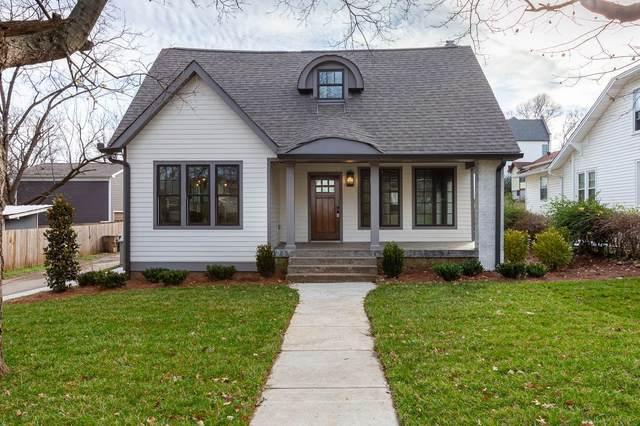 1011A S Douglas Ave, Nashville, TN 37204 (MLS #RTC2121126) :: FYKES Realty Group