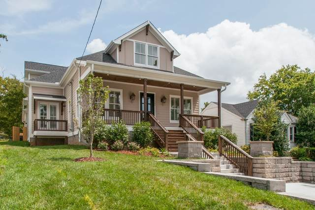142 39th Ave N, Nashville, TN 37209 (MLS #RTC2121163) :: Ashley Claire Real Estate - Benchmark Realty