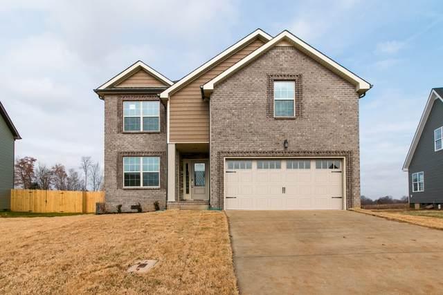 815 Crestone Ln (Lot 85), Clarksville, TN 37042 (MLS #RTC2121208) :: REMAX Elite