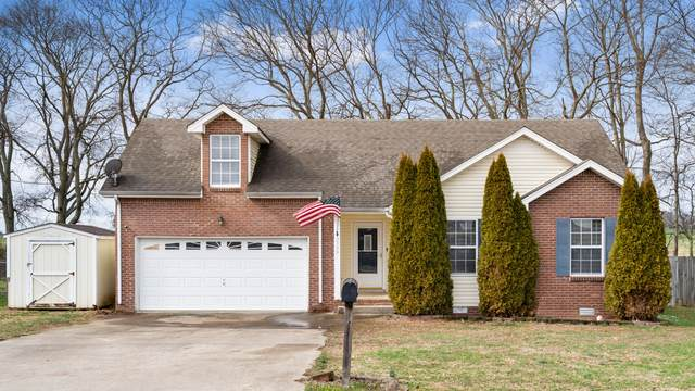 3553 Sandpiper Dr, Clarksville, TN 37042 (MLS #RTC2121433) :: The Group Campbell powered by Five Doors Network
