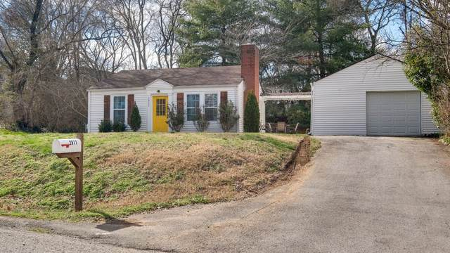 2811 Druid Dr, Nashville, TN 37210 (MLS #RTC2121508) :: Cory Real Estate Services