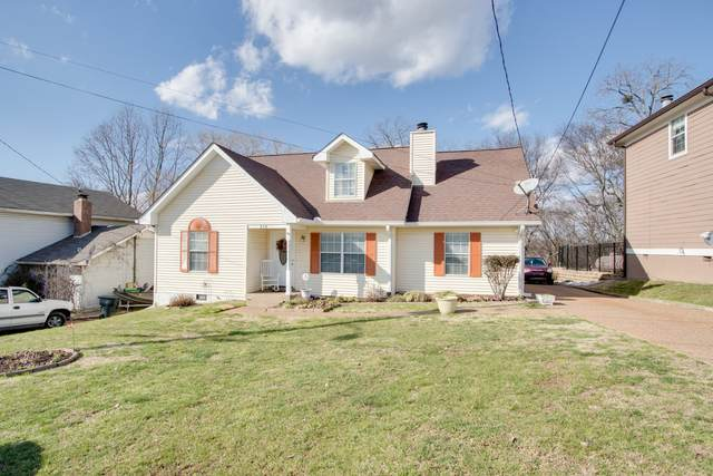 236 Ash Grove Dr, Nashville, TN 37211 (MLS #RTC2121549) :: Team Wilson Real Estate Partners