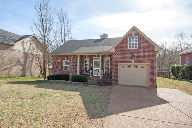495 Calista Rd, White House, TN 37188 (MLS #RTC2121758) :: REMAX Elite