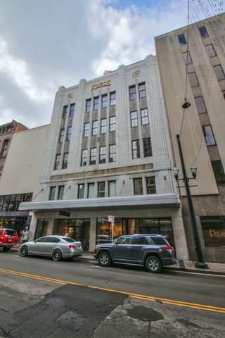 239 5th Ave N #601, Nashville, TN 37219 (MLS #RTC2121799) :: Village Real Estate