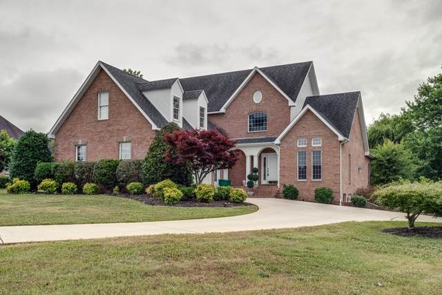 420 Franklin Heights Dr, Winchester, TN 37398 (MLS #RTC2121860) :: Village Real Estate