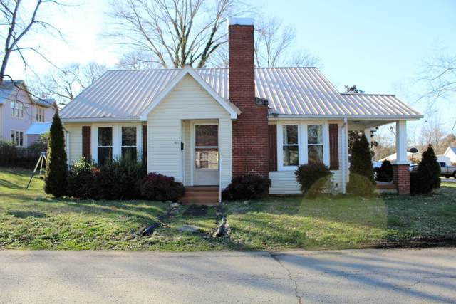 105 Spring Ave, Centerville, TN 37033 (MLS #RTC2121889) :: Village Real Estate