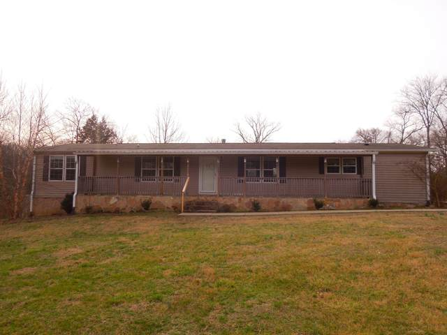 2004 Luther Sharp Rd, Columbia, TN 38401 (MLS #RTC2121926) :: Village Real Estate