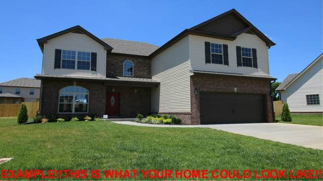 248 The Groves At Hearthstone, Clarksville, TN 37040 (MLS #RTC2121943) :: The Easling Team at Keller Williams Realty