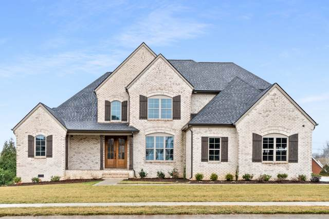 1468 Collins View Way, Clarksville, TN 37043 (MLS #RTC2121965) :: Benchmark Realty