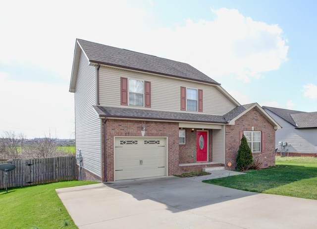 2484 Andersonville Dr, Clarksville, TN 37042 (MLS #RTC2121994) :: The Group Campbell powered by Five Doors Network