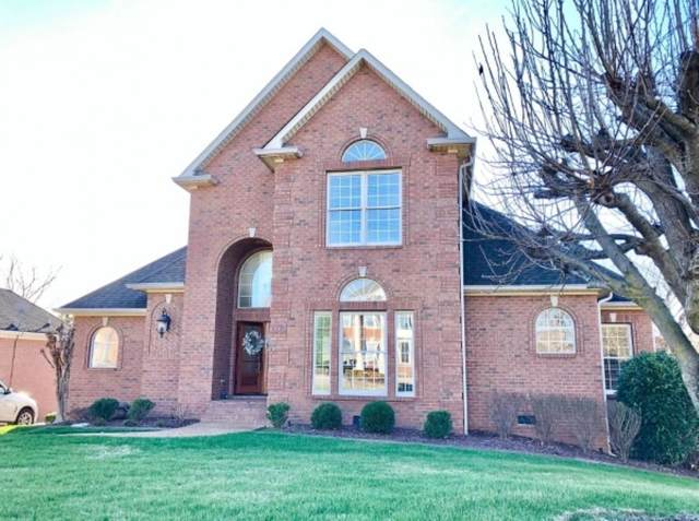 126 Blue Ridge Trce, Hendersonville, TN 37075 (MLS #RTC2122027) :: Benchmark Realty
