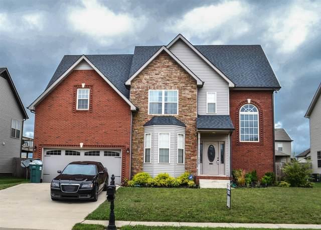 1427 Cobra Ln, Clarksville, TN 37042 (MLS #RTC2122067) :: John Jones Real Estate LLC
