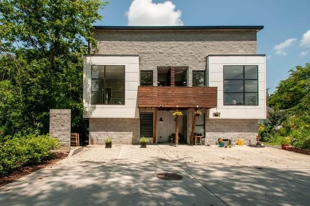 5003D Indiana Ave., Nashville, TN 37209 (MLS #RTC2122096) :: FYKES Realty Group