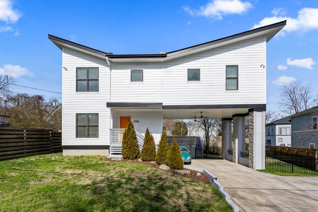 5706 Burgess Ave, Nashville, TN 37209 (MLS #RTC2122097) :: Nashville on the Move