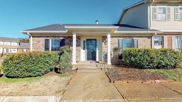 701 Brentwood Pt, Brentwood, TN 37027 (MLS #RTC2122109) :: Five Doors Network
