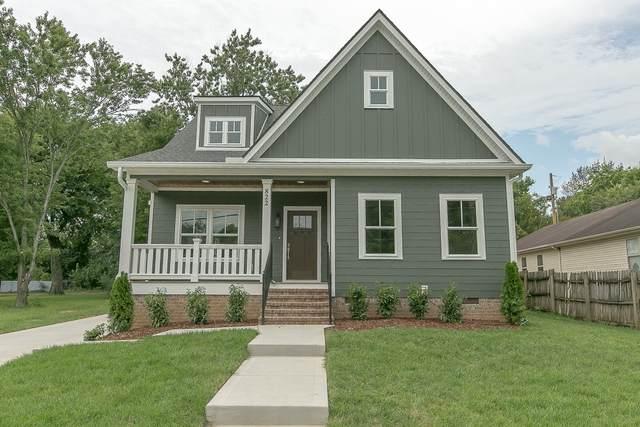 822 N Church St N, Murfreesboro, TN 37130 (MLS #RTC2122224) :: John Jones Real Estate LLC