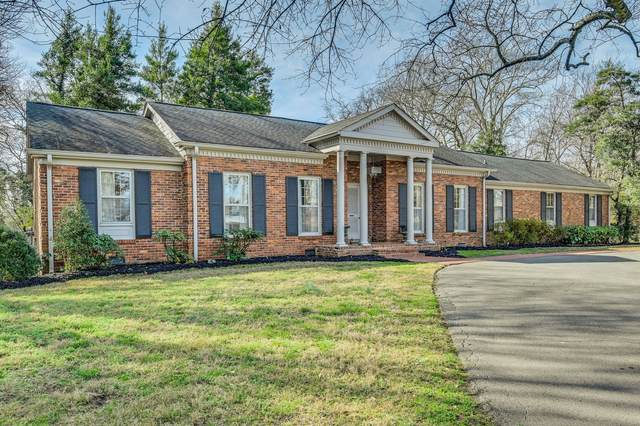 155 Davidson Road, Nashville, TN 37205 (MLS #RTC2122272) :: Team Wilson Real Estate Partners