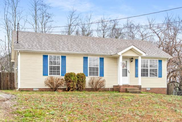 659 Artic Ave, Oak Grove, KY 42262 (MLS #RTC2122276) :: The Group Campbell powered by Five Doors Network