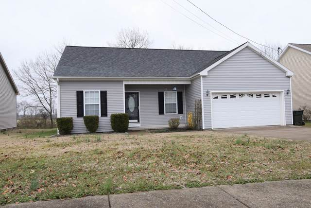 110 Fenton Ct, Hopkinsville, KY 42240 (MLS #RTC2122280) :: The Group Campbell powered by Five Doors Network