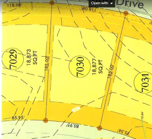 8625 Belladonna Dr (Lot 7030), College Grove, TN 37046 (MLS #RTC2122296) :: Five Doors Network