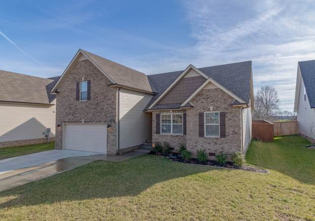 1765 Ellie Piper Cir, Clarksville, TN 37043 (MLS #RTC2122334) :: John Jones Real Estate LLC