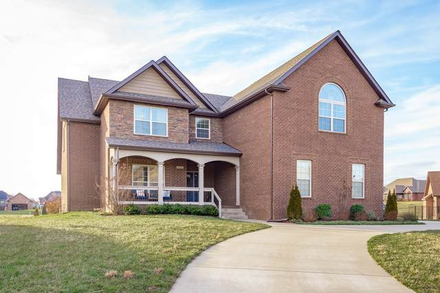 3156 Carrie Taylor Cir, Clarksville, TN 37043 (MLS #RTC2122552) :: John Jones Real Estate LLC